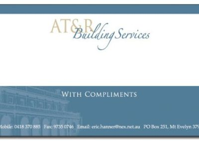 at&r building services