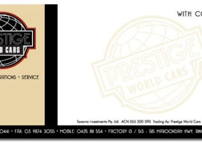 prestige world cars